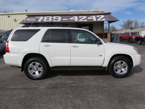 2006 Toyota 4Runner for sale at United Auto Sales in Oklahoma City OK