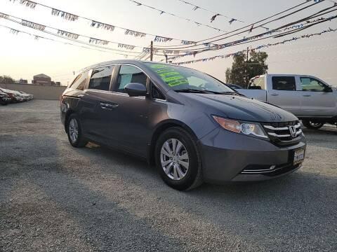 2016 Honda Odyssey for sale at La Playita Auto Sales Tulare in Tulare CA