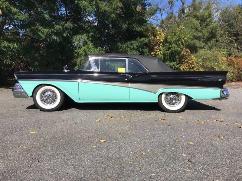 1958 Ford Galaxie 500  - Westford MA