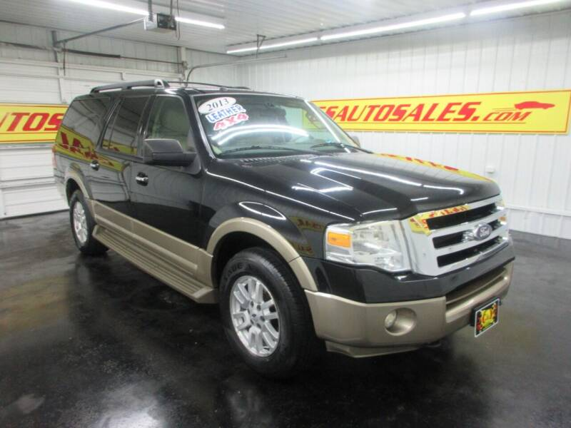 2013 Ford Expedition EL 4x4 King Ranch 4dr SUV - Ardmore TN