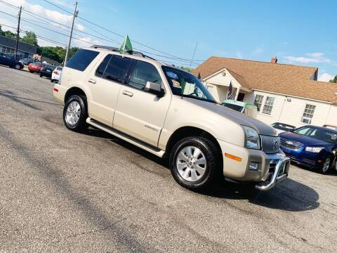 2007 Mercury Mountaineer for sale at New Wave Auto of Vineland in Vineland NJ