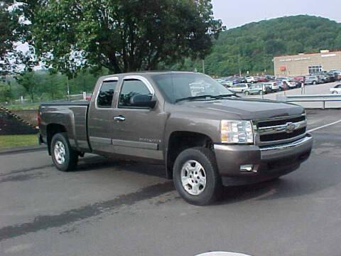 2007 Chevrolet Silverado 1500 for sale at North Hills Auto Mall in Pittsburgh PA