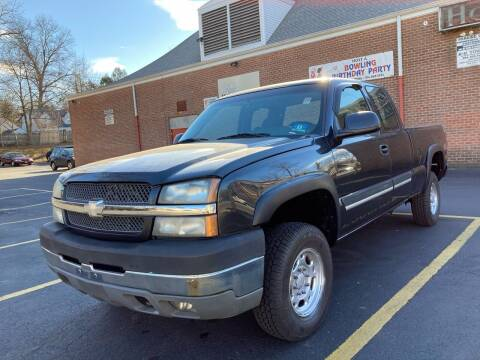 2003 Chevrolet Silverado 2500HD for sale at White River Auto Sales in New Rochelle NY