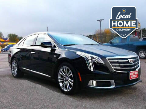 2019 Cadillac XTS for sale at West Side Service in Auburndale WI