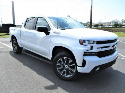 2021 Chevrolet Silverado 1500 for sale at Auto Gallery Chevrolet in Commerce GA