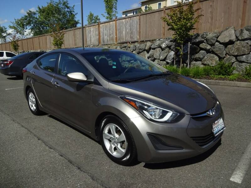 2015 Hyundai Elantra for sale at Prudent Autodeals Inc. in Seattle WA