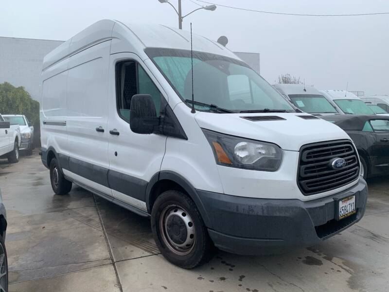 2016 Ford Transit Cargo for sale at Best Buy Quality Cars in Bellflower CA