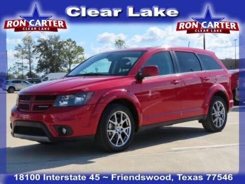 2019 Dodge Journey for sale at Ron Carter  Clear Lake Used Cars in Houston TX