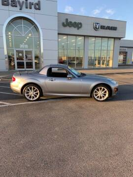 2012 Mazda MX-5 Miata for sale at Bayird Truck Center in Paragould AR