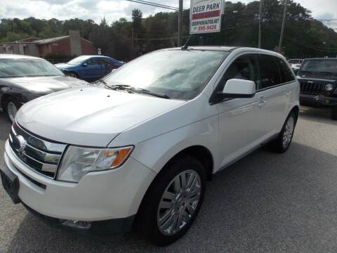 2010 Ford Edge for sale at Deer Park Auto Sales Corp in Newport News VA