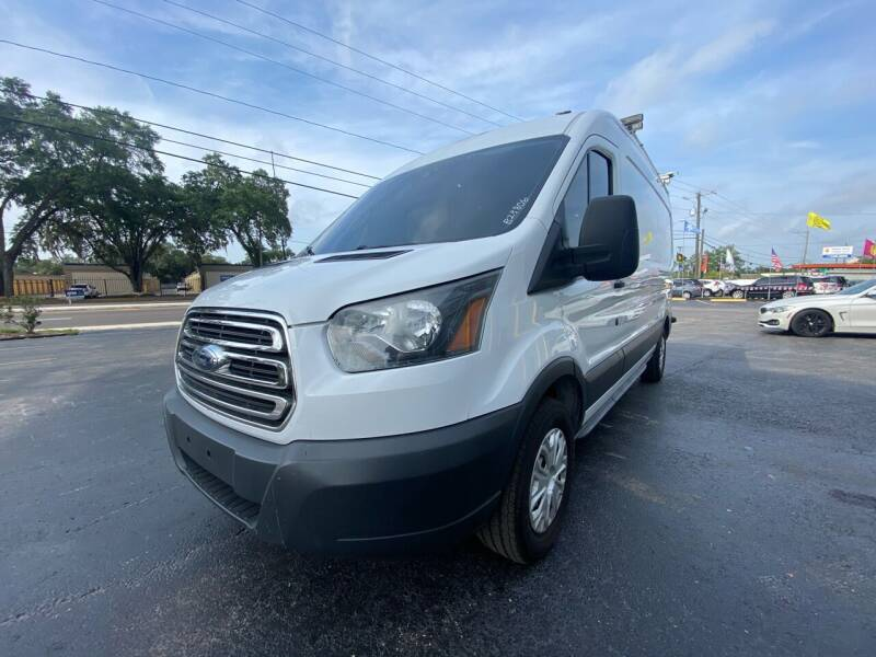 2016 Ford Transit Cargo for sale at RoMicco Cars and Trucks in Tampa FL