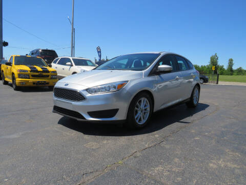 2015 Ford Focus for sale at A to Z Auto Financing in Waterford MI