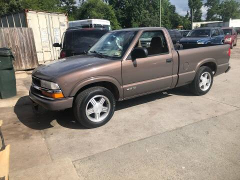 1998 Chevrolet S-10 for sale at AFFORDABLE USED CARS in Richmond VA