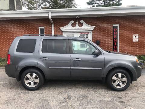 2010 Honda Pilot for sale at Premium Auto Sales in Fuquay Varina NC