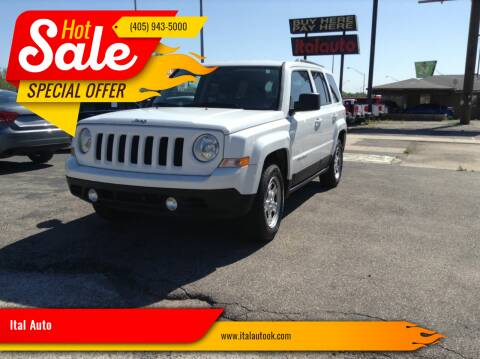2016 Jeep Patriot for sale at Ital Auto in Oklahoma City OK