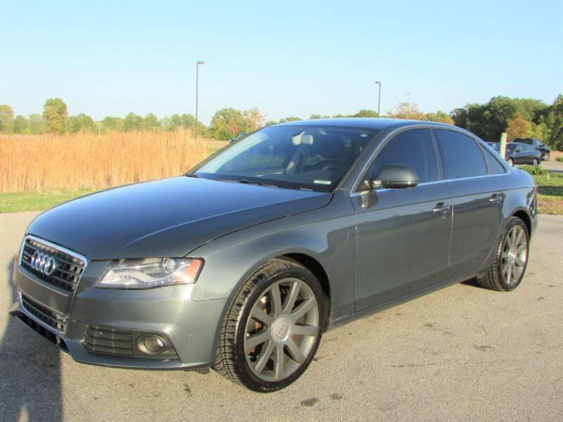 2009 Audi A4 for sale at 42 Automotive in Delaware OH