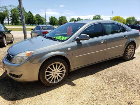 2008 Saturn Aura for sale at Northwoods Auto & Truck Sales in Machesney Park IL