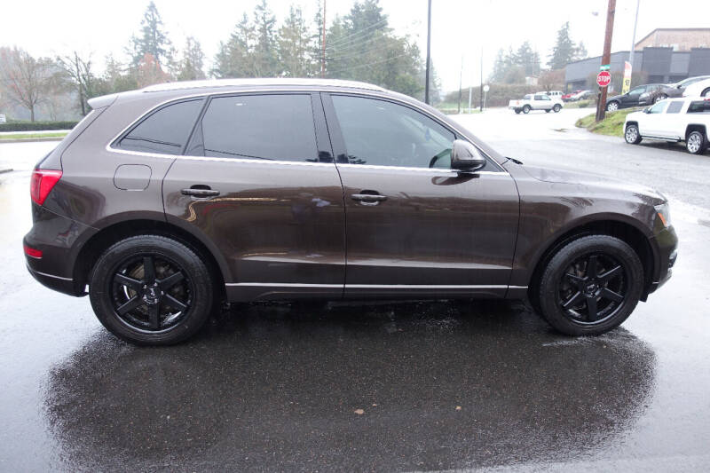 2011 Audi Q5 for sale at Wild About Cars Garage in Kirkland WA