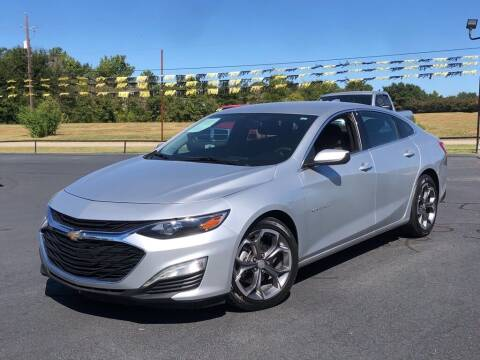 2021 Chevrolet Malibu for sale at J & L AUTO SALES in Tyler TX