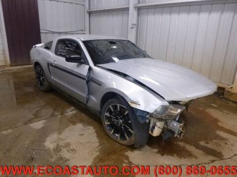 2012 Ford Mustang for sale at East Coast Auto Source Inc. in Bedford VA
