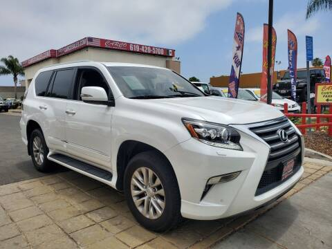 2014 Lexus GX 460 for sale at CARCO SALES & FINANCE in Chula Vista CA