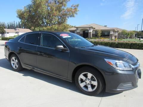 2015 Chevrolet Malibu for sale at 2Win Auto Sales Inc in Oakdale CA