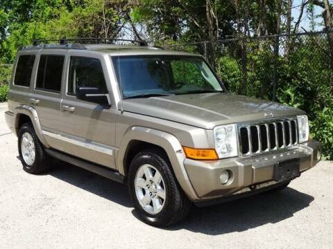 2006 Jeep Commander for sale at Kaners Motor Sales in Huntingdon Valley PA