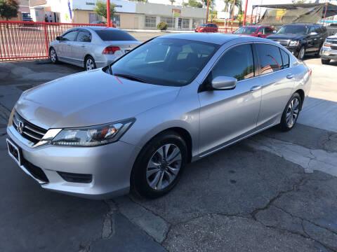 2014 Honda Accord for sale at Auto Emporium in Wilmington CA