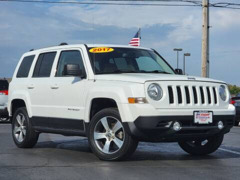 2017 Jeep Patriot for sale at Tri-County Pre-Owned Superstore in Reynoldsburg OH