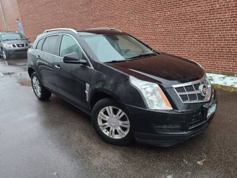 2012 Cadillac SRX for sale at Minnesota Auto Sales in Golden Valley MN
