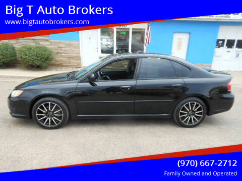 2009 Subaru Legacy for sale at Big T Auto Brokers in Loveland CO