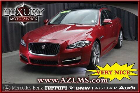 2017 Jaguar XJ for sale at Luxury Motorsports in Phoenix AZ