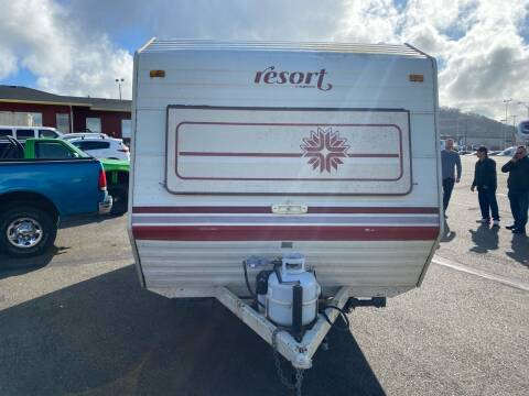 1988 Fleetwood Resort  for sale at Pro Motors in Roseburg OR