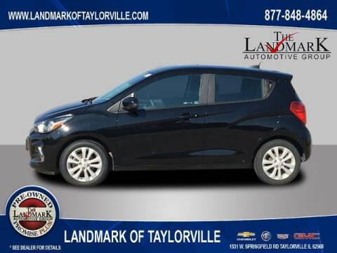 2017 Chevrolet Spark for sale at LANDMARK OF TAYLORVILLE in Taylorville IL