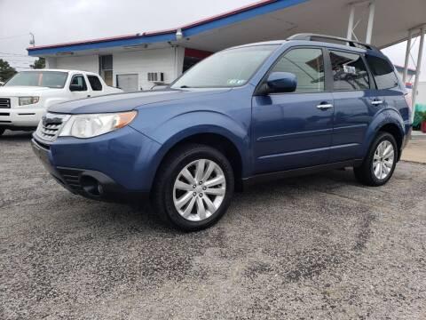 2013 Subaru Forester for sale at Americar in Virginia Beach VA