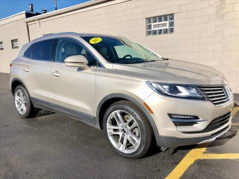 2017 Lincoln MKC for sale at Richardson Sales & Service in Highland IN
