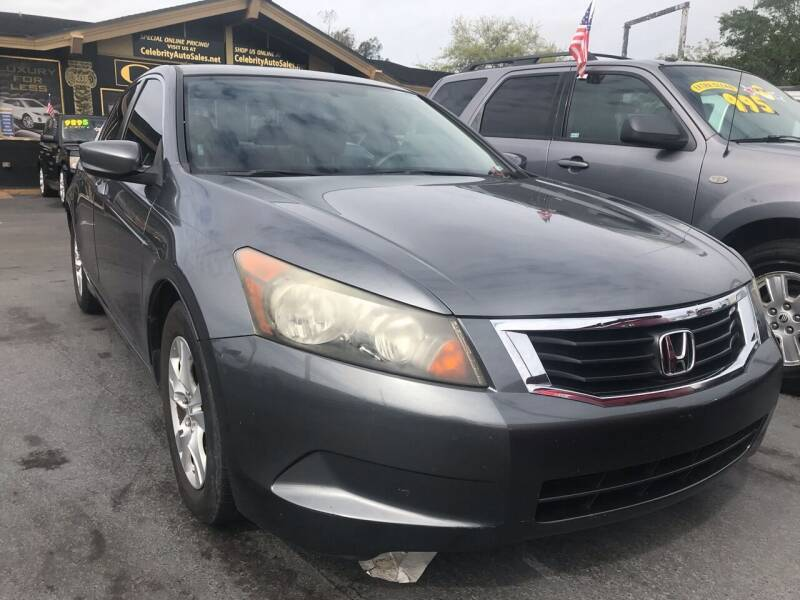 2008 Honda Accord for sale at Celebrity Auto Sales in Port Saint Lucie FL
