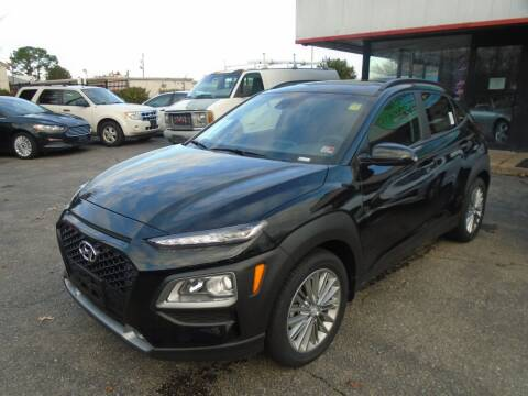2020 Hyundai Kona for sale at Premium Auto Brokers in Virginia Beach VA