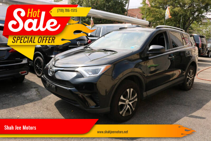2016 Toyota RAV4 for sale at Shah Jee Motors in Woodside NY