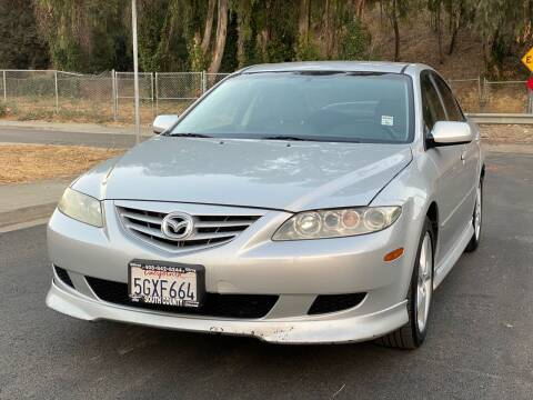 2004 Mazda MAZDA6 for sale at ZaZa Motors in San Leandro CA