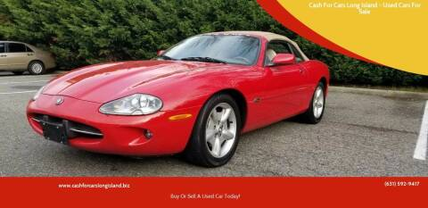 1999 Jaguar XK-Series for sale at Cash For Cars Long Island - Used Cars For Sale in Lindenhurst NY