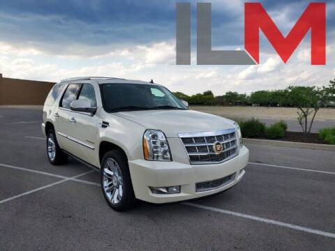 2011 Cadillac Escalade for sale at INDY LUXURY MOTORSPORTS in Fishers IN