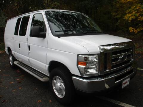 2013 Ford E-Series Cargo for sale at Prestige Motorcars in Warwick RI