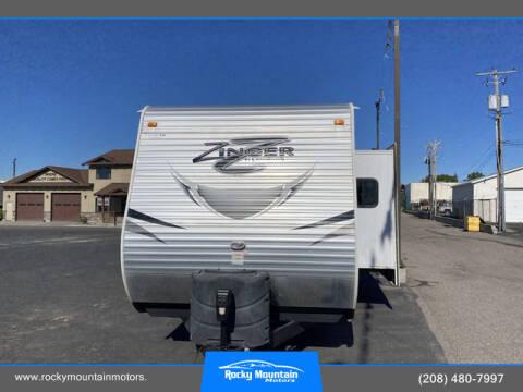 2016 Crossroads Zinger for sale at Rocky Mountain Motors in Idaho Falls ID