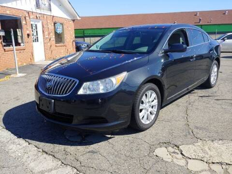 2013 Buick LaCrosse for sale at L&M Auto Import in Gastonia NC