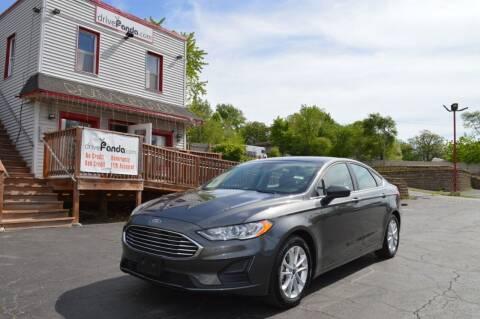 2019 Ford Fusion for sale at DrivePanda.com Joliet in Joliet IL