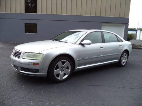 2004 Audi A8 L for sale at Niewiek Auto Sales in Grand Rapids MI