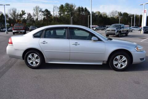 2013 Chevrolet Impala for sale at Cj king of car loans/JJ's Best Auto Sales in Troy MI