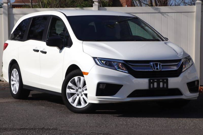 2019 Honda Odyssey for sale at Jersey Car Direct in Colonia NJ