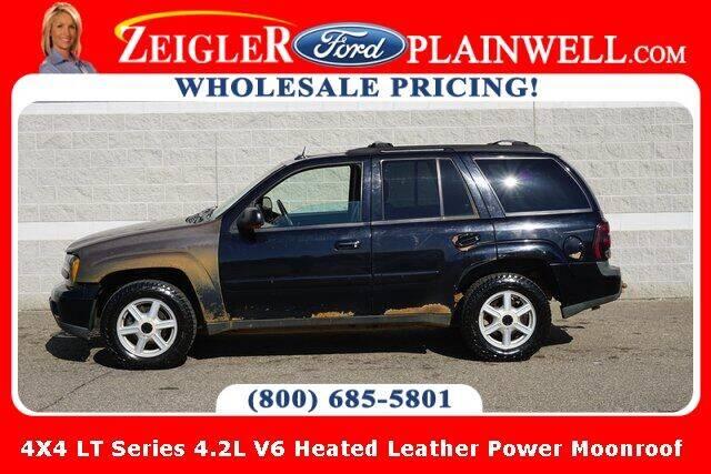 2005 Chevrolet TrailBlazer for sale at Zeigler Ford of Plainwell- Jeff Bishop in Plainwell MI